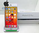 Телефон Apple iPhone 6s Plus 16gb Gold Neverlock 9/10, фото 3