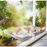 Лежанка оконная для кошки Sunny Seat Window Cat Bed - 1000358 - лежанка для кота, лежанка оконная для кошки, Кровать оконная для кота Sunny Seat