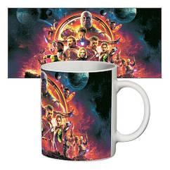 Чашка Империя Марвел
