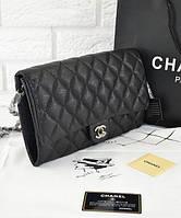 Женская сумка CHANEL Iridescent Caviar Flap (8119), фото 1