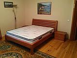 Деревянная кровать Миллениум, фото 2
