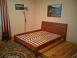 Деревянная кровать Миллениум, фото 5