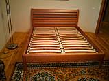 Деревянная кровать Миллениум, фото 6