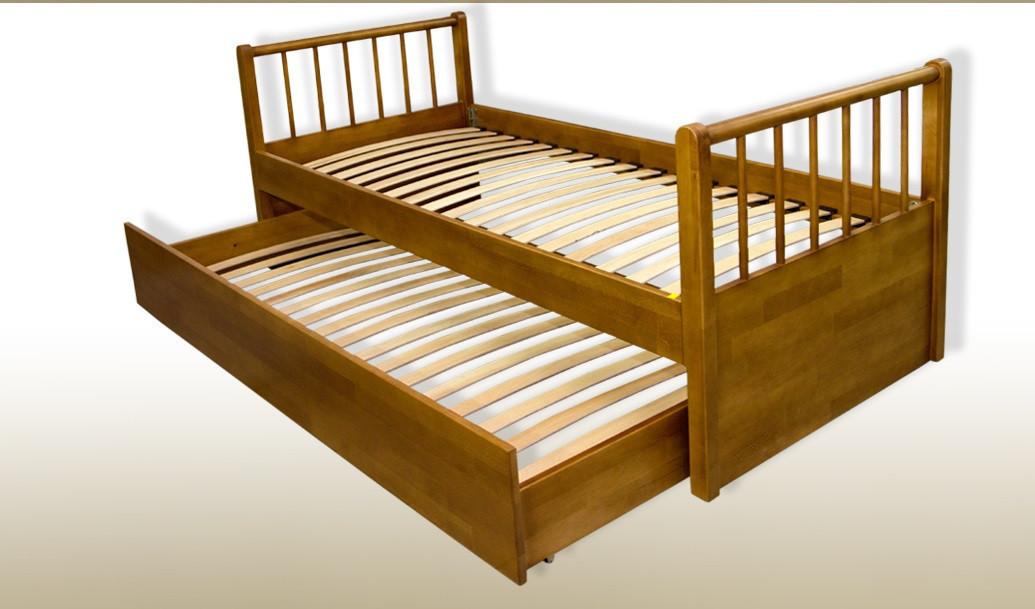 Дерев'яне ліжко тахта Трансформер Міні