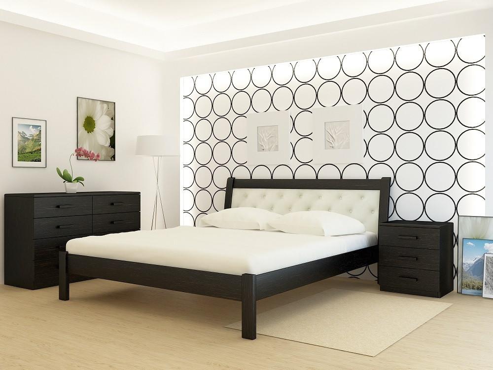 Деревянная кровать Сан Ремо