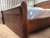 Деревянная кровать Раше (дуб)