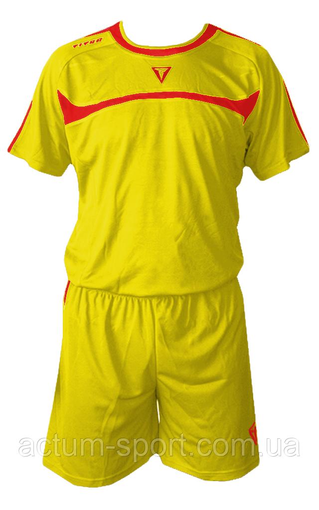 Футбольная форма Arsenal TITAR Желто/красный, XXL