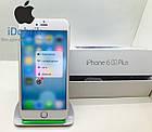 Телефон Apple iPhone 6s Plus 16gb Silver Neverlock 9/10, фото 3