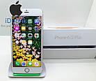 Б/У iPhone 6s Plus 32gb Rose Gold Neverlock 10/10, фото 3