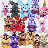Мягкие игрушки аниматроники Пять ночей с Фредди