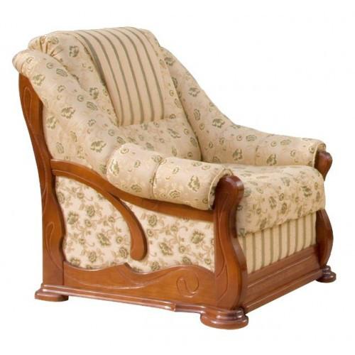 Кресло Эдельвейс нераскладное Мебус
