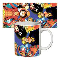 Чашка One Piece