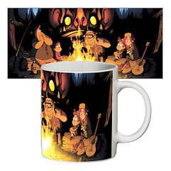 Чашка Gravity Falls #2