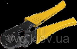 Клещи обжимные КО-03Е 6,0-16 мм2 (квадрат) IEK