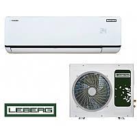 Кондиционер Leberg Jord Ionizer LBS/LBU-JRD08 - on/off R410A