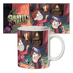 Чашка Gravity Falls #1