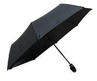 Зонт складной полный автомат 8сп R17743 Black / черный мужской TM KRS