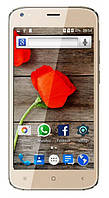 """Смартфон Assistant AS-5411 Max Ritm Gold 1/8Gb, 5/2Мп, 5"""" IPS, 2000mAh, 2sim, 4 ядра, 3G, SC7731G, 12 мес., фото 1"""