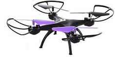 Квадрокоптер дрон радиоуправляемый Drone Eye of storm A3 2.4Ghz Black