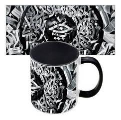 Чашка Граффити