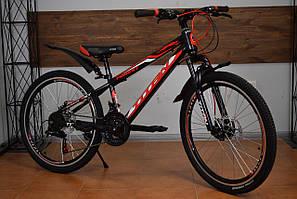 Подростковый горный велосипед 24″ Titan Forest