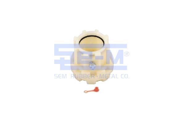 Втулка вала разжимного пластиковая SAF / ROR / TRAILOR / YORK / FRUEHAUF (1230200101   SEM12049)