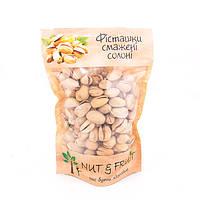 Орехи Nut&Fruit - Фисташки жареные соленые 150 грамм