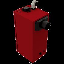 Альтеп Duo Uni Plus 150 кВт твердотопливный промышленный котел, фото 3