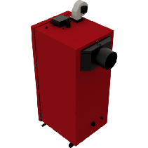 Котел твердотопливный Altep Duo Uni Plus 50 кВт, фото 3