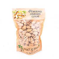 Орехи Nut&Fruit - Фисташки жареные соленые 80 грамм