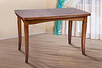 Стол  обеденный Леон ( раскладной ) 110+40см