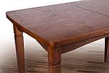 Стол  обеденный Леон ( раскладной ) 110+40см, фото 2