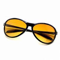 ЛУЧШАЯ ЦЕНА! Антибликовые очки Антифары для водителей Smart View Elite - желтые и черные в 1 комплекте, антибликовые очки для водителей, очки водителя