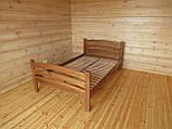 Дерев'яне ліжко Мадрид-2, фото 2