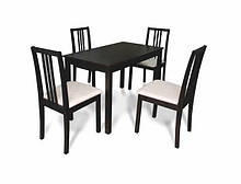 Комплект обеденный М-мебель Оптима ( стол + 4 стула )