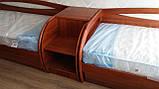 Прикроватная тумба Бавария (с нишей для белья), фото 3