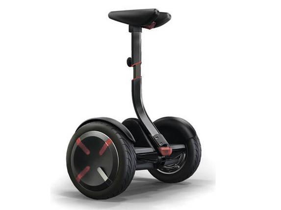"Мини Сигвей Ninebot Mini Pro Колеса 10.5"" мощность 1400W цвет черный, фото 2"