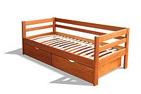 Деревянная кровать-тахта Карина, фото 1