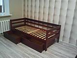 Деревянная кровать-тахта Карина, фото 8