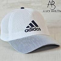 Кепка бейсболка  adidas (белая) унисекс р. 57-59-купить оптом в Одессе