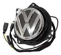 Камера заднего вида для Volkswagen Golf 6, 7 моторизованная (SS-900)