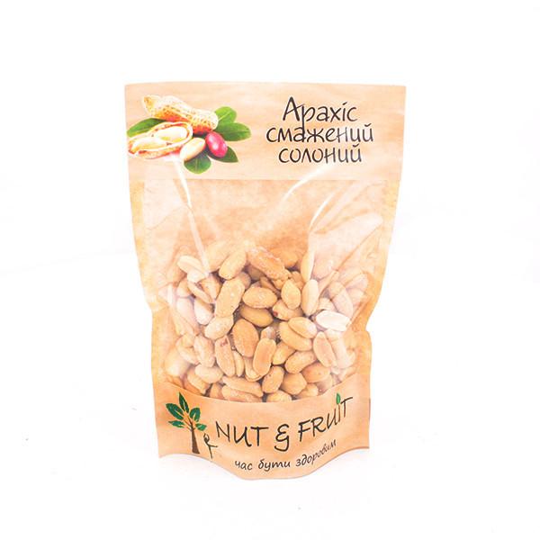 Орехи  Nut&Fruit - Арахис жареный соленый 150 грамм