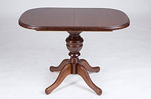 Стол обеденный Триумф ( раскладной ) 105+40см