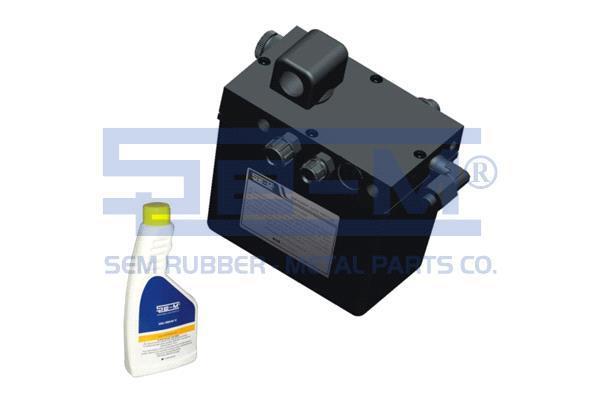 Насос подъема кабины ручной DAF использовать с циркуляционным маслом Shell Morlina 10 или аналогом SEM9638