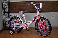 """Детский велосипед 20"""" Ardis Lillies, фото 1"""