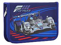 Пенал твердый одинарный с клапаном Formula, фото 1
