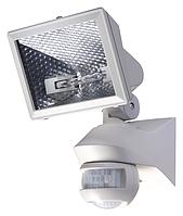 Датчик движения Theben LUXA 102-150/500W, с галогенным прожектором, настенный, белый, th 1020963