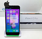 Б/У iPhone 6s Plus 32gb Space Gray Neverlock 9/10, фото 3