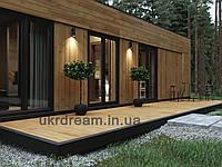 Модульный деревянный дом от производителя