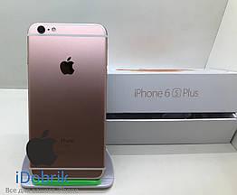 Б/У iPhone 6s Plus 128gb Rose Gold Neverlock 10/10